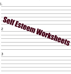Worksheet Free Self Esteem Worksheets self esteem worksheets